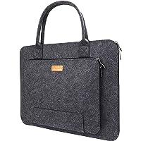 Ropch 17,3 Zoll Laptoptasche, Filz Notebooktasche Laptop Schutzhülle Aktentasche Laptop Hülle Sleeve Case mit Griff für…