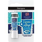 Neutrogena Formula norvegese, Classic Winter Edition, per labbra secche, con fattore di protezione SPF 4, 4,8 g