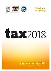 tax 2018 (für Steuerjahr 2017) [Online Code]