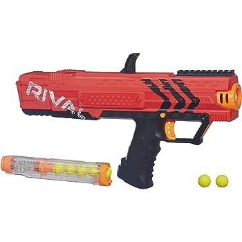 Hasbro Nerf NerfB1595RivalApollo XV 700,Pistola a Pompa con Caricatore, Colori Assortiti