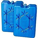 ToCi Bloc réfrigérant | 4 x 200 ml plat Freezeboard | Éléments réfrigérants pour la glacière ou le sac isotherme