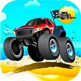 Cool beach buggy blitz games: Kids racing app