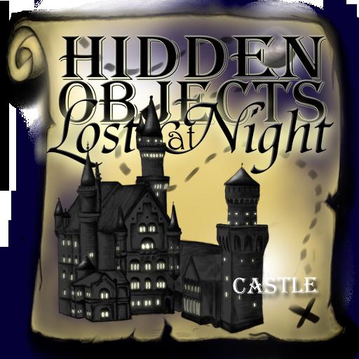 at Night- Castles (Cupcake Castle)