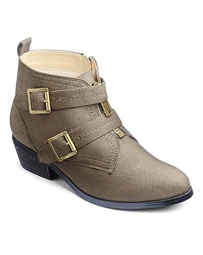 wholesale price wide varieties best online JD Williams Womens Sole Diva Zip Front Boots