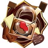 Smart App Schloss Schokolade Thema