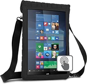 Portable Messenger Tablet Bag Sling Carry Case W Computers Accessories