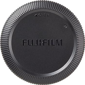 Fujifilm RLCP-001 Tappo Obiettivo Posteriore, Nero