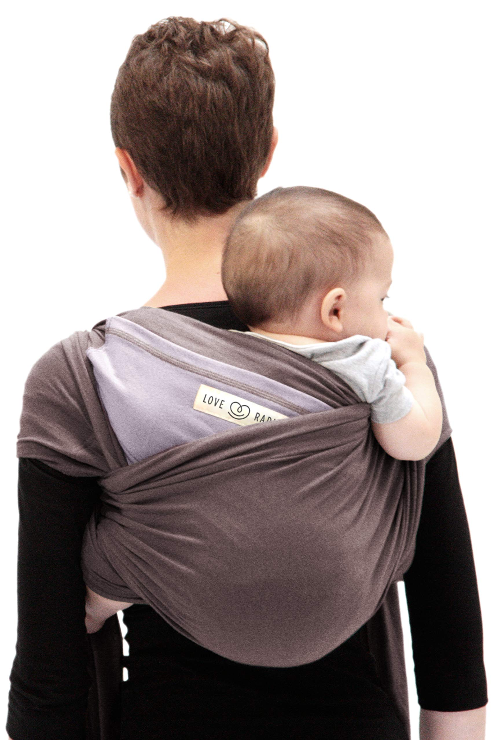 Je Porte Mon Bébé L'Originale Baby Sling Je Porte Mon Bébé High Quality Elastic Baby Carrier Dense, elastic and breathable material Great support, fits your baby's body like a second skin. 14