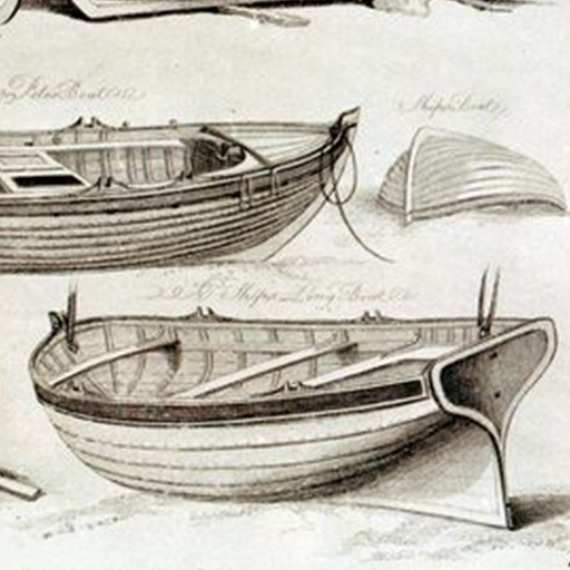 Boat Building: Wooden Boat Plan, boat drawing, fishing boat, bass boat, row...