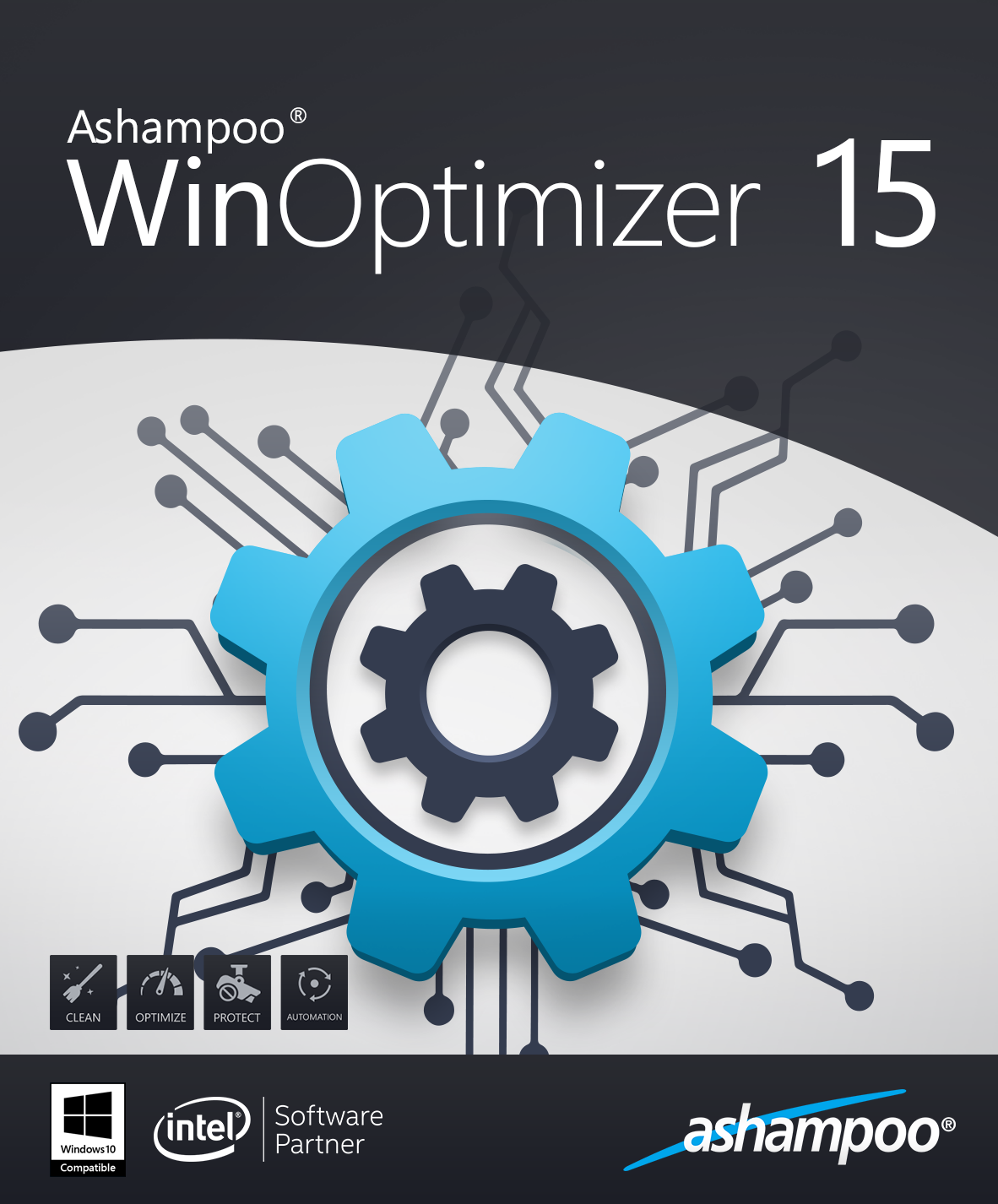 Cleaner Software (Ashampoo WinOptimizer 15 [Download])