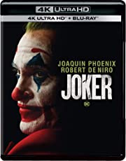 Joker (2019) (4K UHD & HD) (2-Disc)