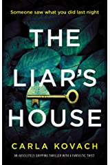 The Liar's House: An absolutely gripping thriller with a fantastic twist (Detective Gina Harte Book 4) Kindle Edition