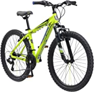 Mongoose 26 Inch Feature Mountain Bike - Multi Color, R8036