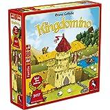 Pegasus Spiele 57104G, Kingdomino Spel van het Jaar 2017, Vanaf 8 Jaar, Meerkleurig, 24.9 x 6.8 x 25.1 cm