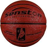 Senston Indoor/Outdoor Basketball Ball Basketbälle grösse 5/7 für Jugendliche und Erwachsene Arena Training Basketball