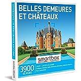 SMARTBOX - Coffret Cadeau Couple - Idée cadeau original : Séjour raffiné et culturel en château ou belle demeure historique