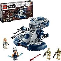 LEGO 75283 Star Wars Char d'assaut blindé (AAT) avec Mini Figurines Ahsoka Tano