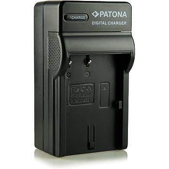 Batteria Patona per Canon EOS BP-511 511A BP-512 EOS 5D 40D 50D 10D 20D 30D 60D