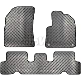 carmats4u To fit C4 Picasso 2013 Fully Tailored PVC Boot Liner//Mat//Tray Black Carpet Insert