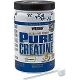 Weider Pure Creatine Creapure Creatine Monohydraat poeder, 600 g, voor fitness en bodybuilding, 176 porties