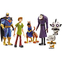 Scooby Doo Scoob Film - Ensemble de Figurines 7186 SCOOB