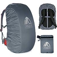 Unigear Regenschutz für Rucksäcke Schulranzen mit Reflektor, wasserdichte Regenhülle Rucksack Cover regenüberzug für…