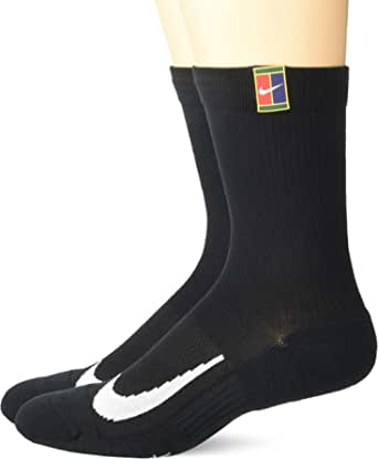NIKE Unisex U Nk Multiplier Crew 2pr Cush Socks