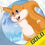 fliegen niedlichen Eichhörnchen springen: die Suche nach der unendlichen Mutter, bevor der Winter kommt - Gold Edition
