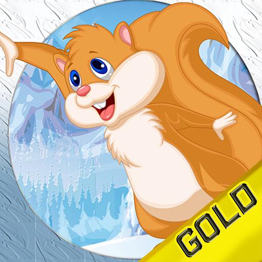 volar ardilla lindo salto: la búsqueda de la tuerca infinito antes de que llegue el invierno - gold edition