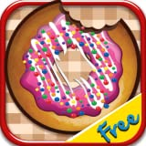 Krapfen Hersteller - Donut Maker 3 - Donut Games für Kinder.