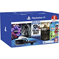 PlayStation VR Mega Pack - PlayStation 4 [Edizione: Regno Unito]