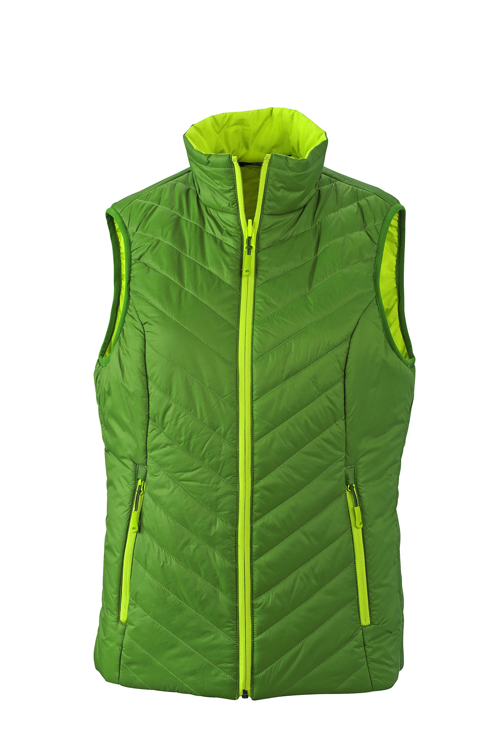 81TutbFBl3L - James & Nicholson Women's Lightweight Vest Outdoor