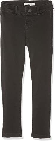 NAME IT Mädchen Nittera Skinny DNM Pant NMT Noos Jeans