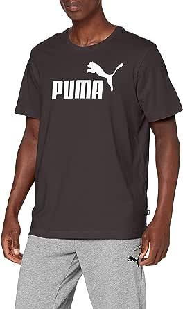 PUMA Men's Ess Logo Tee T-Shirt