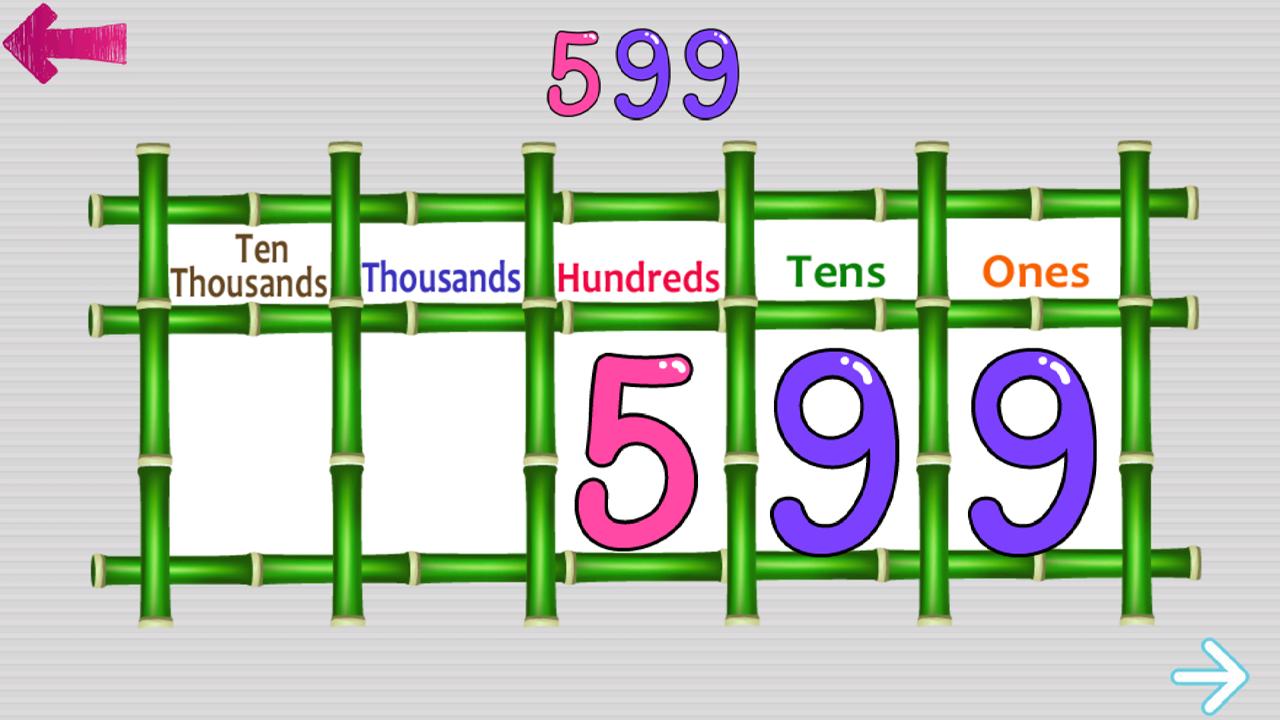 Kids Math Place Value : Amazon.co.uk: Apps & Games