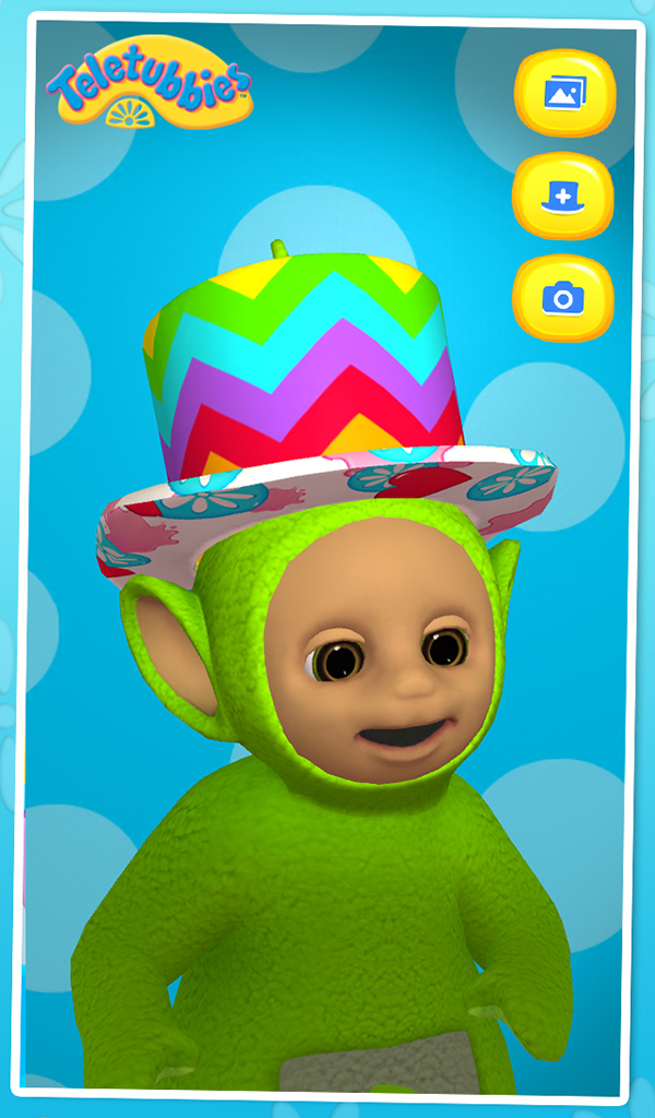 dipsy hat - photo #29