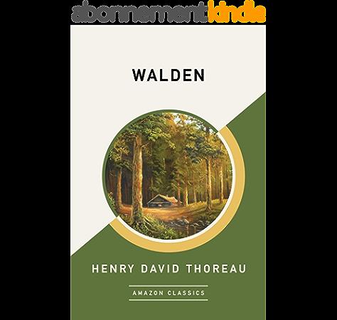 Walden Amazonclassics Edition English Edition Ebook Thoreau Henry David Amazon Fr