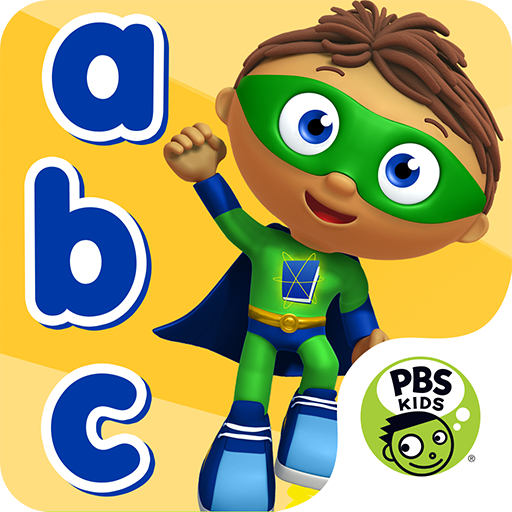 SUPER WHY ABC Adventures: Alphabet (Kindle Tablet Edition)
