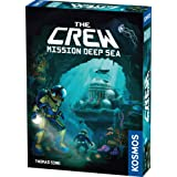 The Crew - Mission Deep Sea   Card Game   Cooperative Deep Sea Exploration   2 to 5 Players   Ages 10 and up   Trick-Taking  