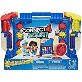 Hasbro Gaming Connect 4 Blast! Game; Powered by Nerf; Includes Nerf Blasters, Foam Darts; for Kids Ages 8 & Up