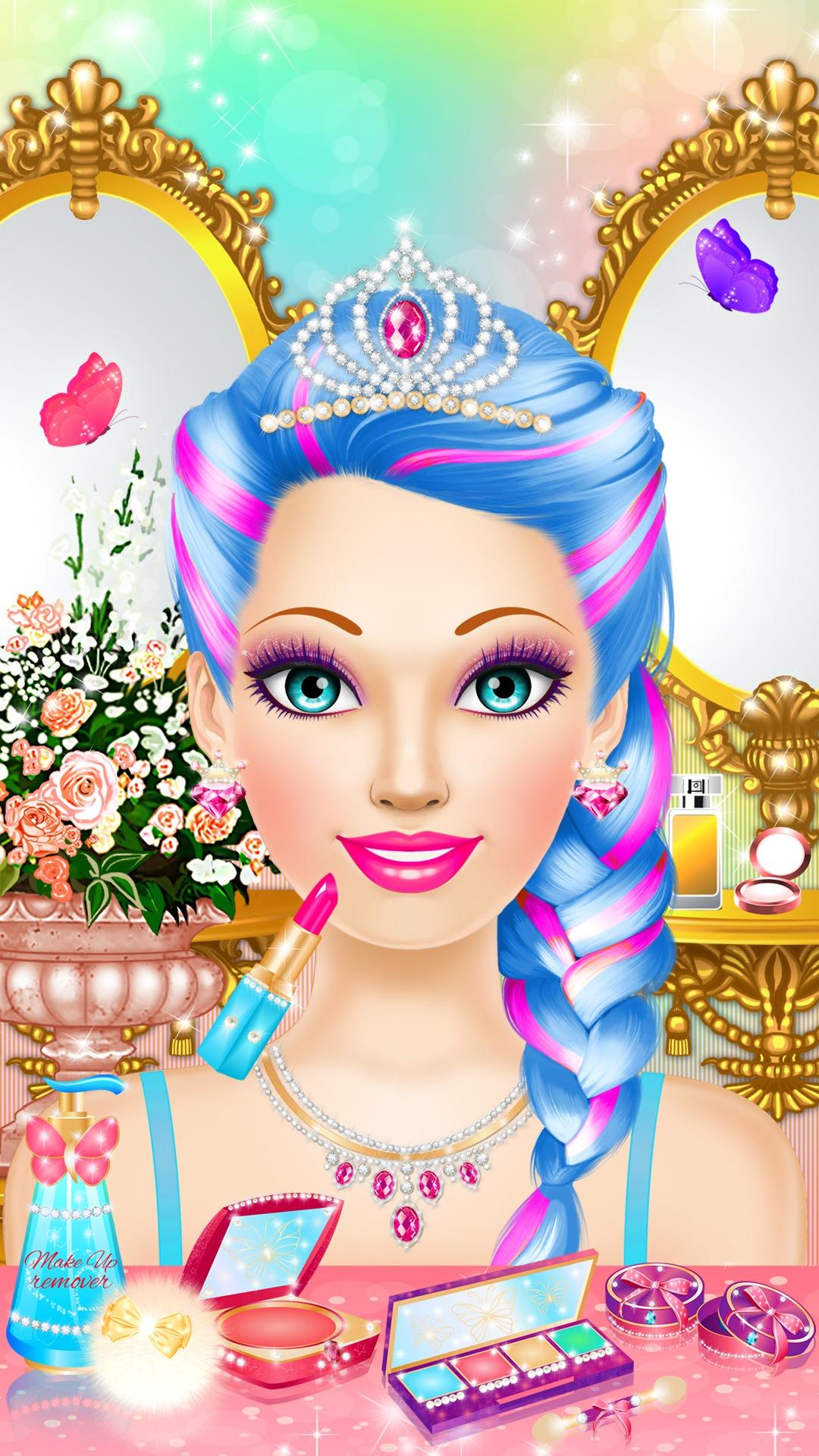 princess salon spiel