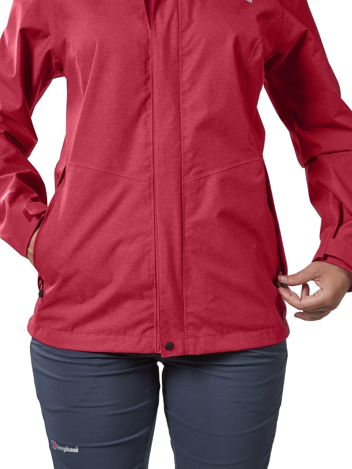 81TyliwRF5L - Berghaus Women's Elara Waterproof Jacket