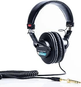 Sony MDR-7506 Studio-Kopfhörer geschlossen