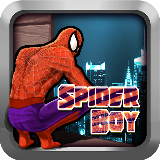 Erstaunlich Spinne Junge ()
