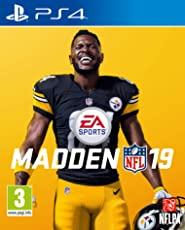 MADDEN NFL 19 EA SPORTS PS4 PLAYSTATION 4