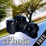 cPhoto Maker Gratis: Marco de Imagen + Collage de Fotos + Editor de Fotos