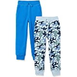 Amazon Essentials - Pantalón de chándal con forro polar para niño