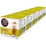 Nescafé Dolce Gusto Cappuccino light, Ongezoet, Koffie, Set van 5, 5 x 16 Capsules (40 Kopjes)