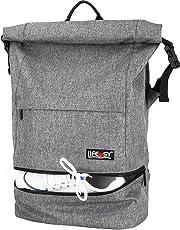 Lifeasy Laptop Rucksack Roll Top Sportrucksack Wasserdicht Reisetasche Diebstahlschutz Arbeit Segeltuch Tasche 15.6 Zoll Tagesrucksack Für Männer & Frauen