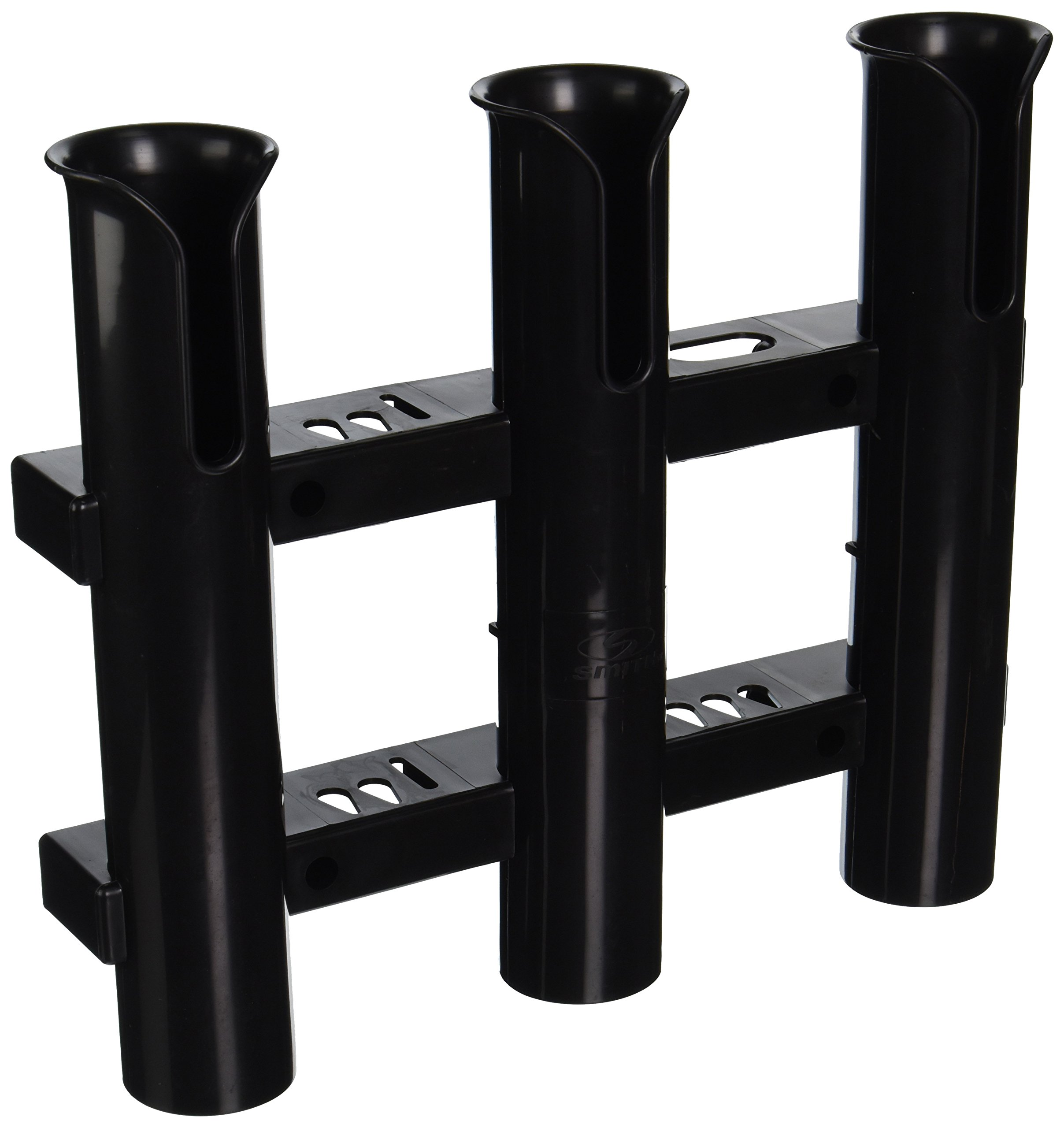 CE SMITH TOURNAMENT 3 ROD RACK BLACK